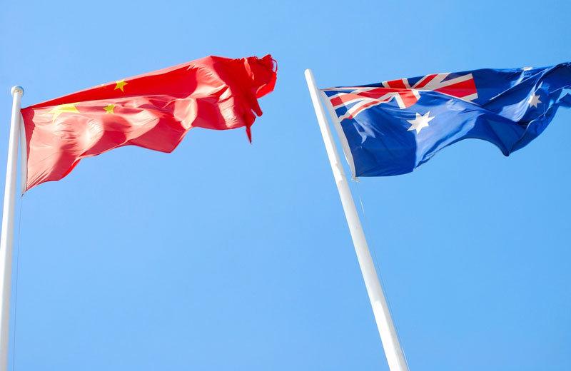 China-Australia-Flags