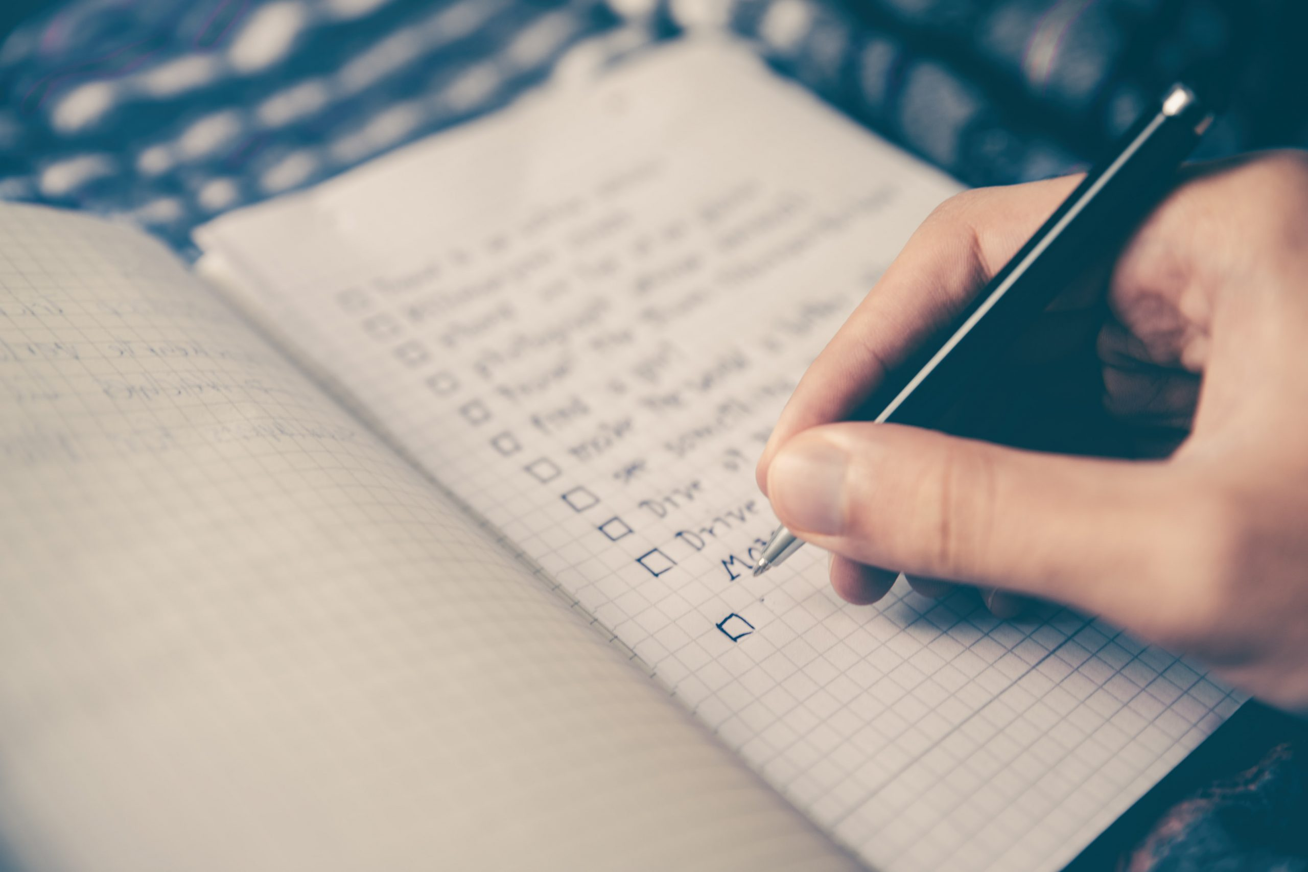 Your Business Checklist